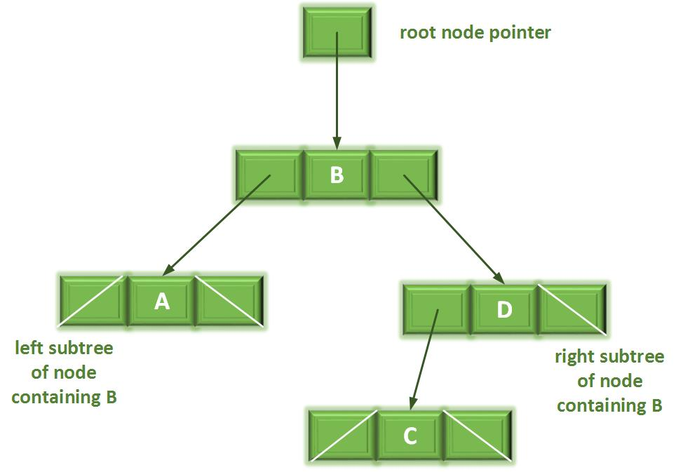 Binary Trees in C++ programming